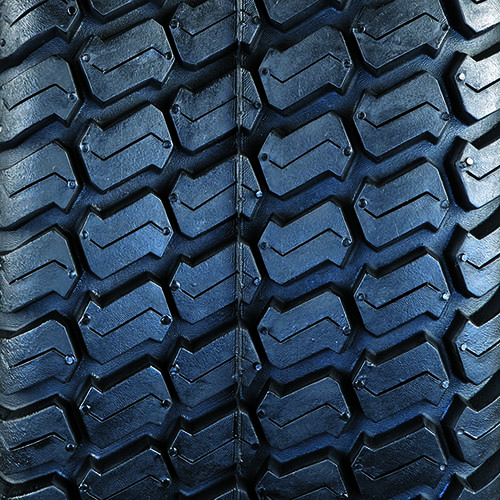 R-3 Turf tire tread