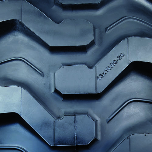 R-4 Industrial tire tread
